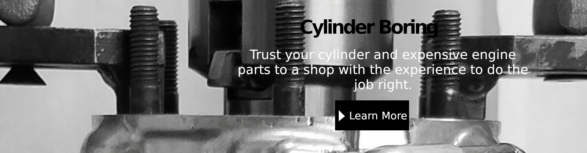 Cylinder boring